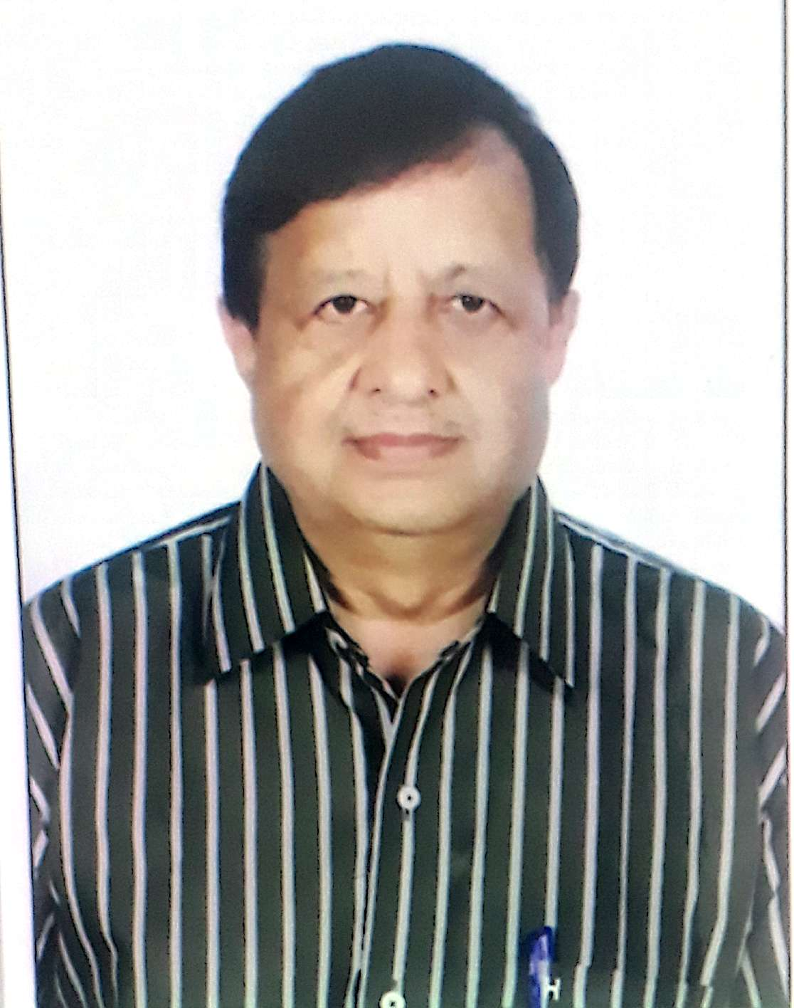 Mr. Kailash Chandra Joshi