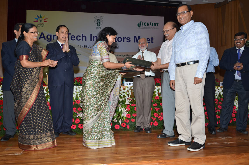 Agri-Tech Investors Meet