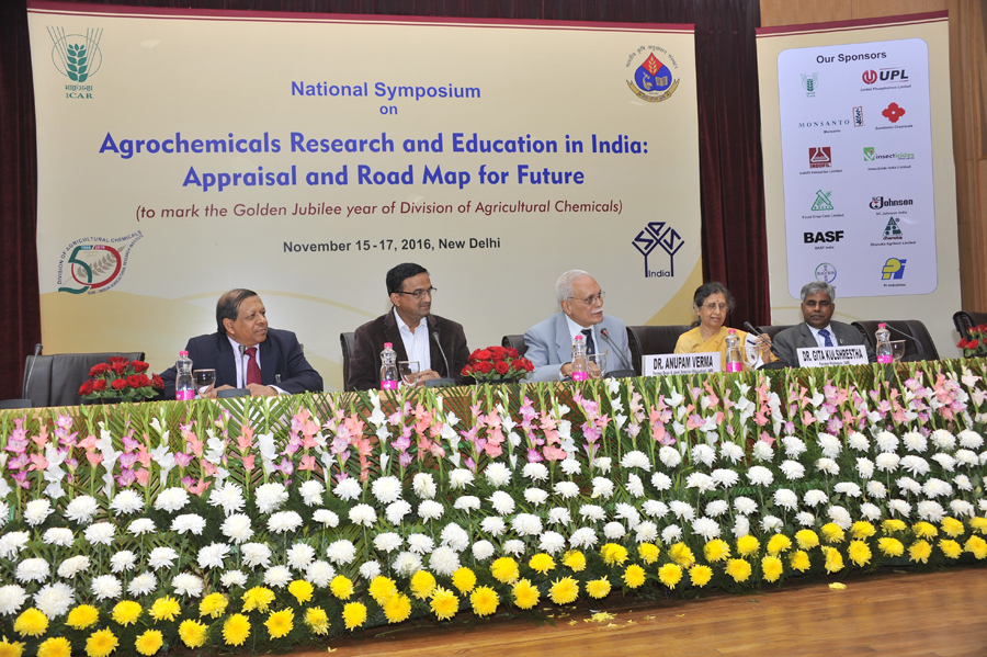 Agrochemicals Research and Education in India: Appraisal and Roadmap for future