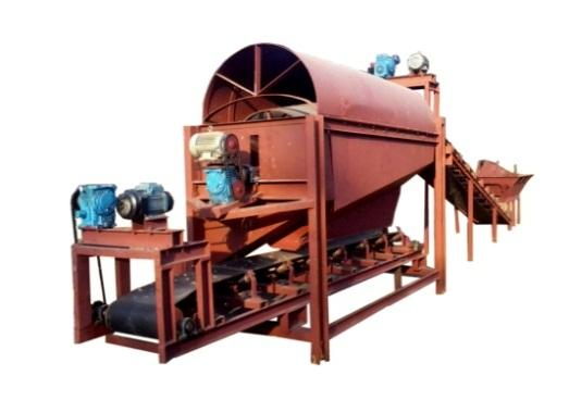 Pusa Compost Sieving Machine