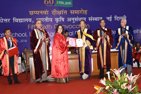Shri Hari Krishna Shastri Memorial Award Recipient