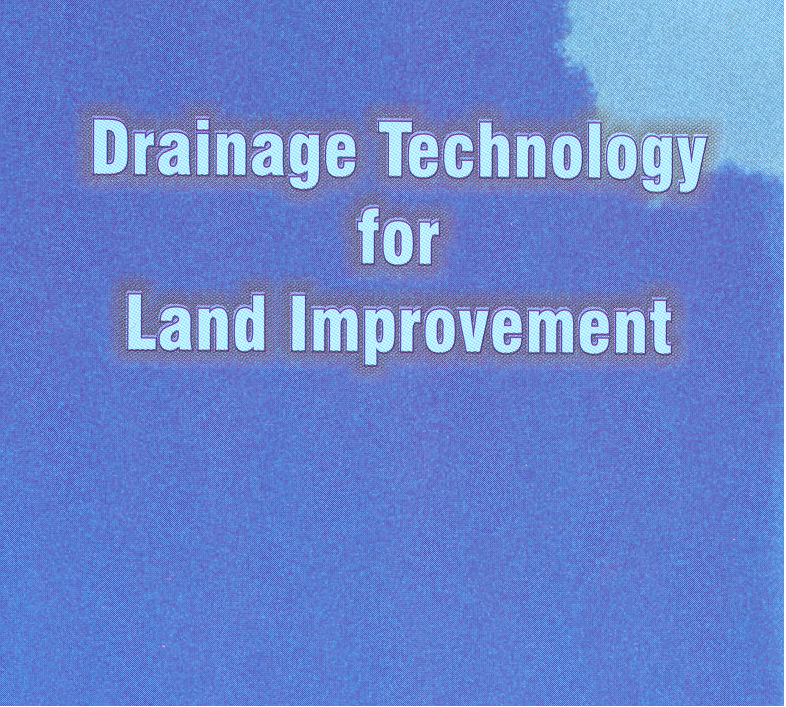 Drainage Technology for Land Improvement