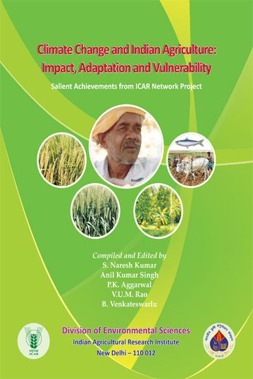 Climate change and Indian Agriculture : Impact, Adaptation and Vulnerability
